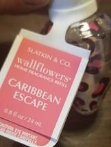 New Bath & Body Works Wallflowers Caribb EAN Escape Fragrance Refill Bulb - $9.49