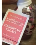 NEW Bath & Body Works Wallflowers CARIBBEAN ESCAPE Fragrance Refill Bulb - $9.49