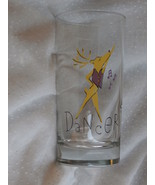 Dancer the Reindeer Glass Tumbler by Libbey for... - $9.99