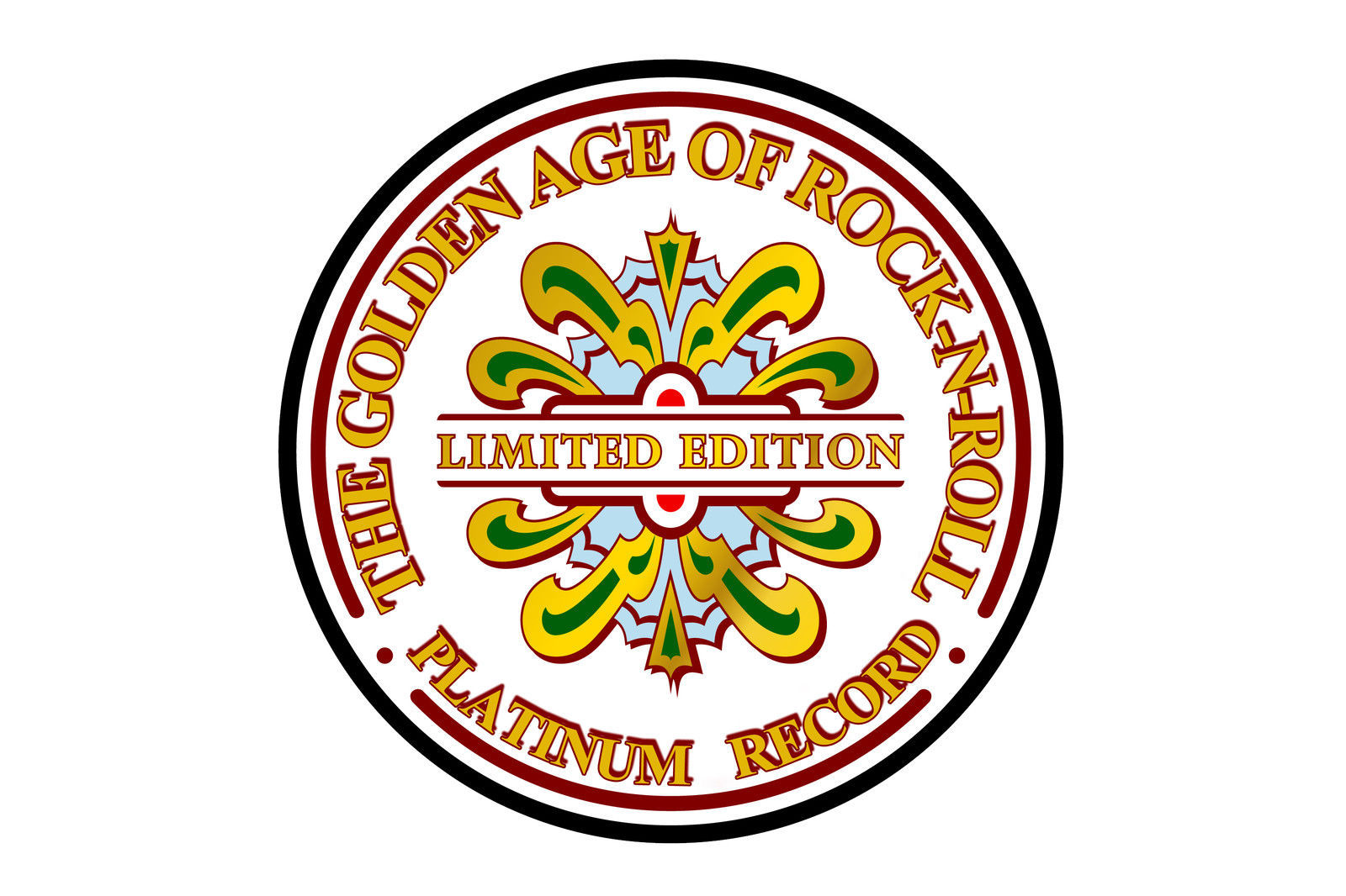 NIRVANA PLATINUM RECORD LTD EDITION RARE COLLECTIBLE  MUSIC GIFT AWARD