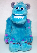 Disney Pixar Monsters University My Scare Pal Sully Talking Animated Plu... - $11.00