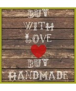 Why Buy Handmade?? (Not for sale, just for your reading enjoyment) - $0.00
