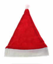 Cotton Christmas Santa Claus Hat - $2.89