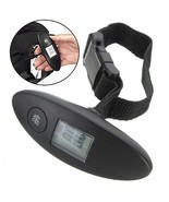 40kg Digital Portable Travel Handheld Weighing ... - $6.21