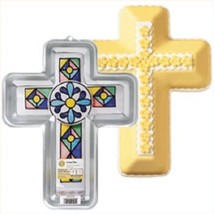 Wilton Cross Cake Pan Communion Baptism Confirmation Christening Easter ... - ₨1,219.54 INR