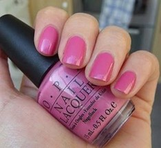 OPI Nail Polish Japanese Rose Garden NLF04 discontinued hard to find - $19.99