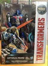 Hasbro Transformers The Last Knight Premier Optimus Prime Voyager Class - $58.00