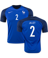 Jallet france 2016 home soccer jersey thumbtall