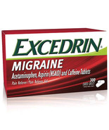 Excedrin Migraine Coated Tablets 300 ct. - $16.97