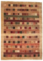 "Gabbeh Loribaft rug 4'11""x7' (151x214 cm) Oriental Carpet - $788.00"