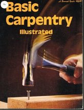 Basic Carpentry Illustrated Books, Sunset - $3.79
