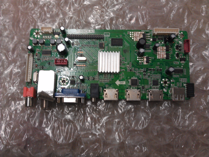 B13041707 Main Board From Sceptre X405BV-FMD LCD TV