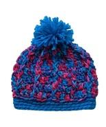 Closet Values Baby Girls 0-3 Mos. Crochet Pom Pom Knit Hat - $6.99
