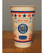 Detroit Tigers Hall Of Fame Cup Stadium ~ Kaline Cobb Kell Greenberg ~ - $6.85