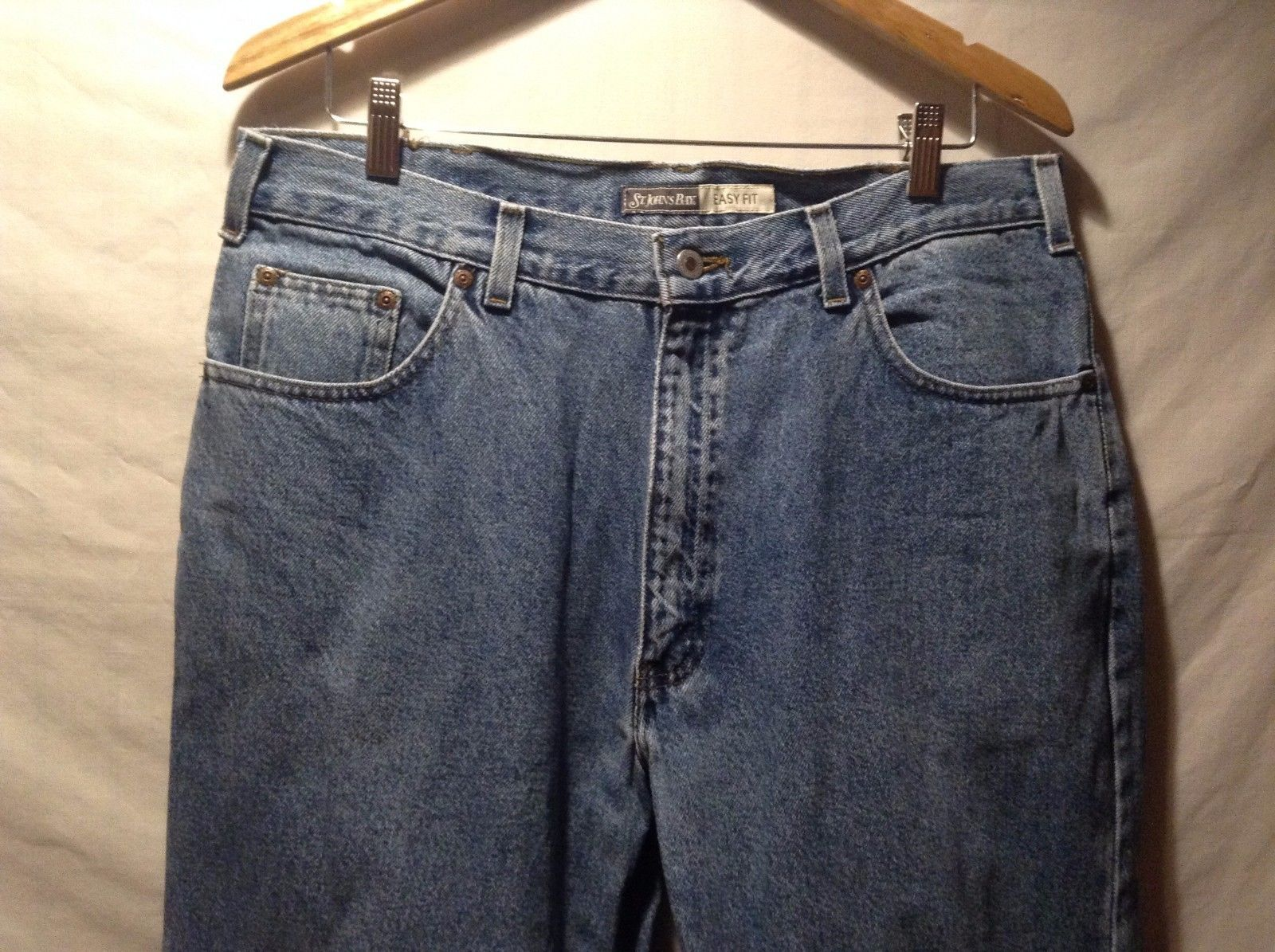St. John's Bay Blue Jeans Good Used Condition
