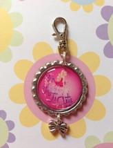 Barbie Purse/Book Bag Clip, Zipper Pull/ KeyChain - $5.50
