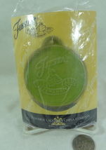Fiesta-CHRISTMAS-Ornament-75th Anniversary Lemongrass Homer Laughlin Co HLC NIB - $11.99