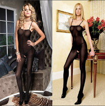 Women Sexy Lingerie Body stocking Costume Underwear Kimono ...