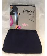 Jaycee New Blue Winter Brushed Lining Leggings ... - $19.99