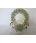 "Wedgwood ""Gold Columbia"" English Bone China Dem... - $24.99"