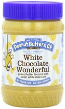 Peanut Butter & Co White Chocolate Wonderful --... - $11.67