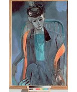 The Museum Outlet - Matisse, Henri - Portrait of the Artist's Wife - Can... - $79.19