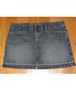 AMERICAN EAGLE SKIRT SIZE 6 FRAYED-DISTRESSED-B... - $4.95