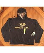 Mossy Oak Men's Adult Printed Graphic Hooded Sweatshirt, Black - $20.27+