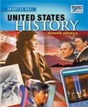 United States History:Modern America (MI) [Hardcover] [Jan 01, 2010] Lapsansky-W