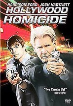Hollywood Homicide (DVD, 2003)-U - $6.00