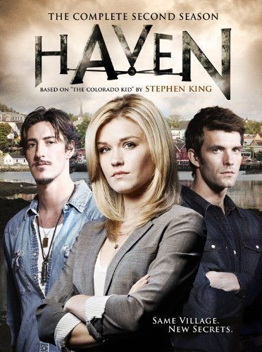 Haven: The Complete Second Season 2 (DVD, 2012, 4-Disc Set) NEW