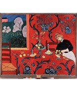 The Museum Outlet - Matisse, Henri - The Red Room (Harmony in Red) - Can... - $45.53