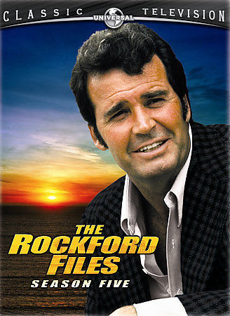 The Rockford Files - Complete Fifth Season 5 (DVD 2008 5-Disc Set) NEW TV Series