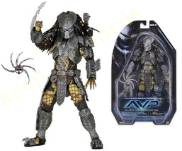 "NECA AVP Masked Scar Predator 7"" Action Figure Series 15 New In Box Coll... - $20.70"