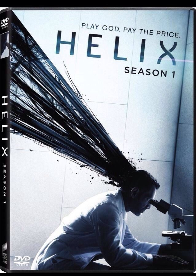 Helix The Complete First Season 1  (DVD Set) New TV Series