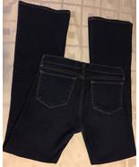J Brand Low Rise Flare Leg Blue Jeans Size 28 - $29.99