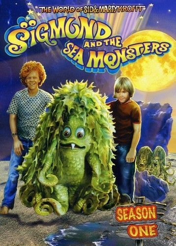 Sigmund and the Sea Monsters: Complete First Season 1 (DVD) New TV Series