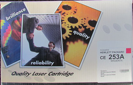 Quality Laser Cartridge Compatible HP CE 253A Magenta  - $65.00