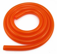 "XSPC FLX Tubing 1/2"" ID, 3/4"" OD, UV Orange, For PC Water Cooling Systems - $23.99"