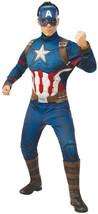 Captain America Dlx Costume - $59.00