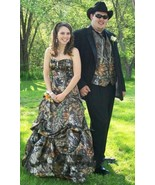 2017 Sweetheart Camo Wedding Dresses Ball Gown Camouflage Bridal Gowns C... - $129.00