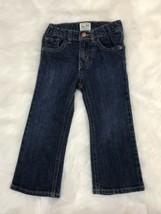 Childrens Place Kids Jeans Size 3T Adjustable Waist Girls (C) - $14.78