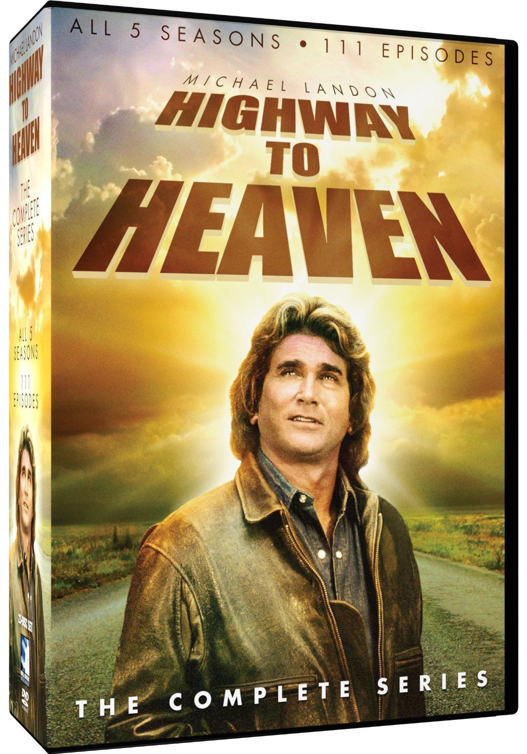 Highway to Heaven: The Complete Series (DVD, 2014, 23-Disc Set) TV Show NEW