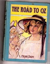 THE ROAD TO OZ    L. Frank Baum   1909     Ex+   1940S Reprint - $42.81