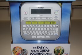 Brother P-Touch PT-D210 Label Maker wit Quick access to fonts frames sym... - ₨2,568.16 INR