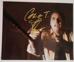 Craig T Nelson Hand Signed 8x10 Photo COA Poltergeist Coach - $24.99