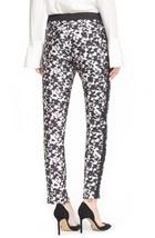 New NWT Womens Designer Rachel Zoe Pant Slacks 6 Work Black White Ange S... - $395.00