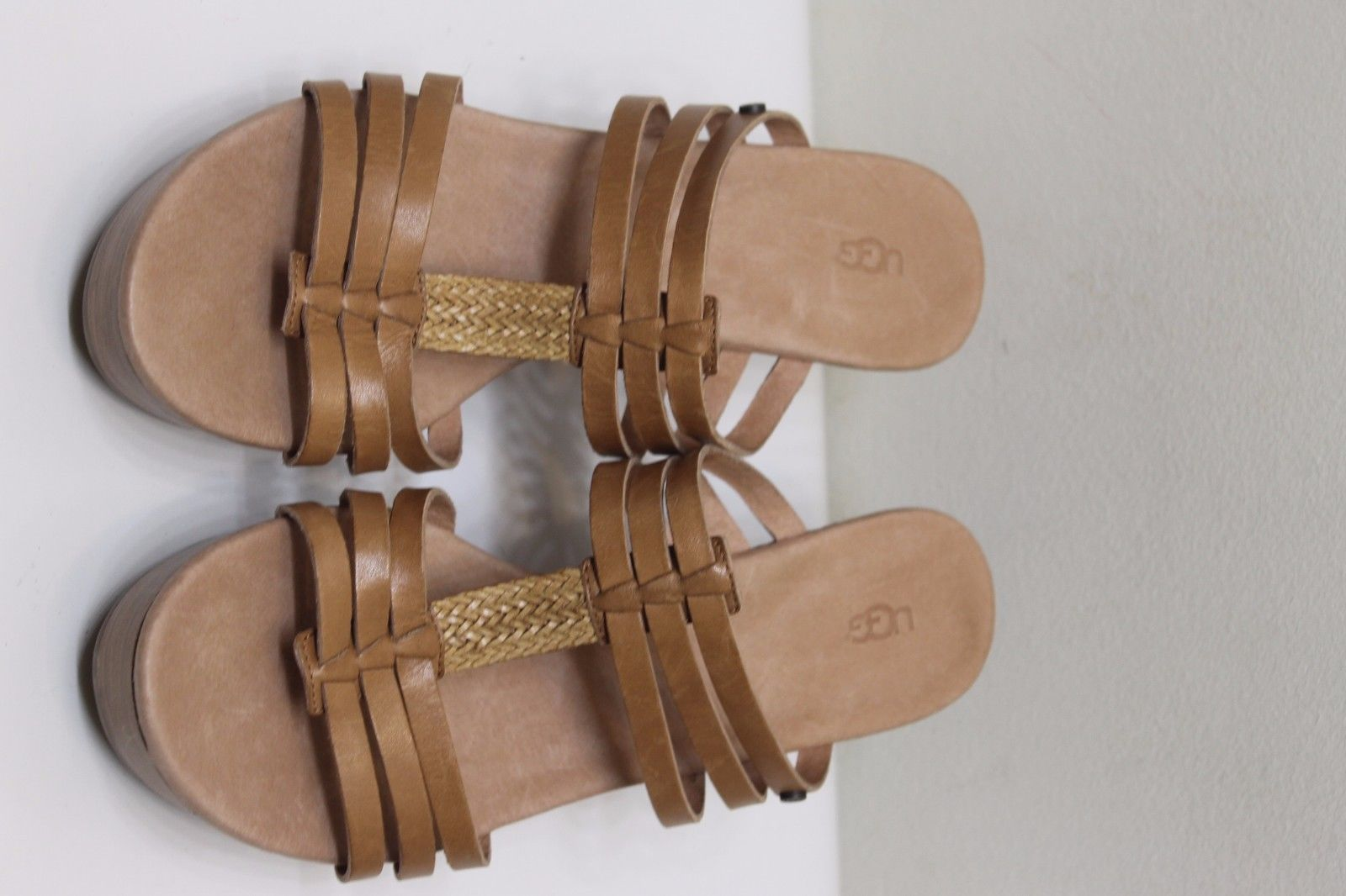 197e9b2a61e New UGG Mattie Brown Women Wedge Shoes and 50 similar items