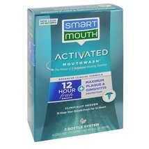 SmartMouth Advanced Clinical Formula Activated Mouthwash Clean Mint , 16... - $45.53