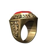 US COAST GUARD RING MENS CHAMPIONSHIP STYLE-10KT GOLD - $1,299.00